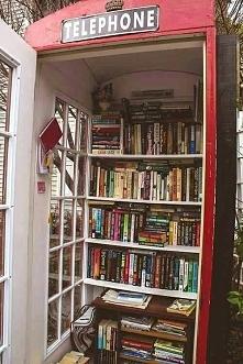 uliczna biblioteczka