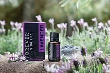 Dla ukojenia, relaksu i wyciszenia :) Czysty, naturalny olejek lawendowy  (Forever Essential Oils Lavender) Uprawiany i zbierany w Bługarii, ponieważ tam jest dla lawendy idealn...