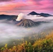 Wulkan Bromo, Indonezja