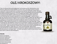 Olej krokoszowy i jego właś...