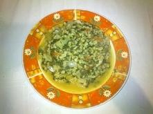 pyszna i zdrowa a do tego wegetariańska potrawka z kaszy Bulgur. Szczegóły KL...