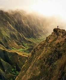 Na Pali Coast State Park, Hawaje