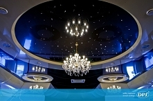 Marzy Wam się wesele w pięknej sali? Coraz więcej restauracji i sal balowych korzysta z oferty DPS - przedstawiamy Wam sufity napinane wykonane dla restauracji Złota Podkowa w P...