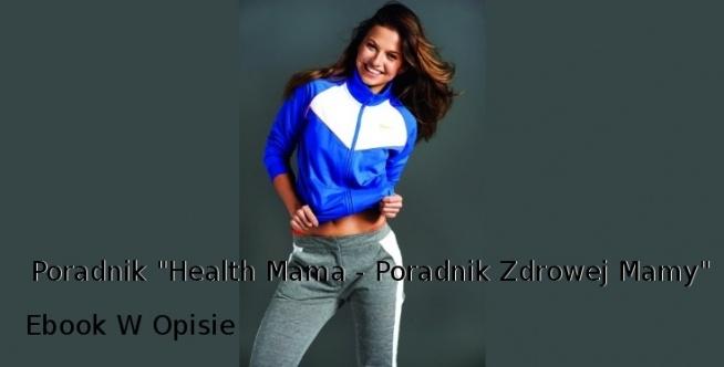Anna Lewandowska Health Mama Poradnik Zdrowej Mamy EBOOK.  Do pobrania stąd   bit(kropka)ly/2oDZYPn  Przed oficjalną premierą książki możecie pobrać w wersji elektronicznej.