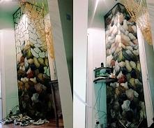 sposób na odnowienie starego komina w domu:)
