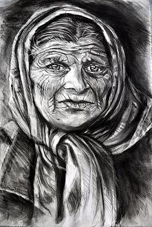 Mój rysunek wykonany ołówkami :)