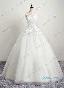Suknia ślubna księżniczki- najpiękniejsza