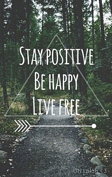 No to.. Be happy and smile :)