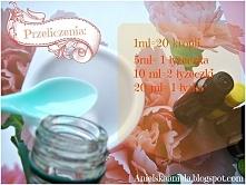 Przepis na perfumy Diy