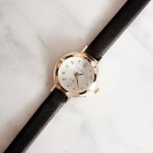 delikatny damski zegarek - ...
