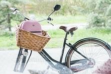 Różowy plecak pikowany Farbotka ---> farbotka.pl