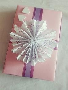 Jak zapakować prezent na ślub ?