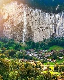 Lauterbrunnen, Szwajcaria :)