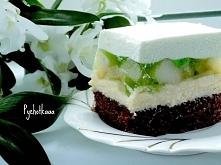 Ciasto gruszkowe, przepis w linki