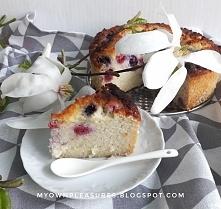 Wspaniałe ciasto z mąki kok...