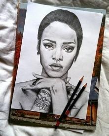 Rihanna w moim wydaniu :)