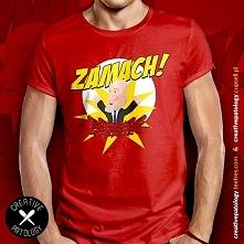 Koszulka idealna dla wszystkich fanów Antoniego Macierewicza oraz jego wesołe...