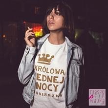 """Koszulka """"Królowa Jednej Nocy"""""""