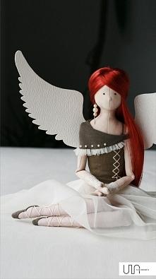 anioł tilda