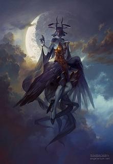 Leliel - Anioł Nocy