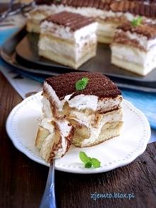 Najlepsze ciasto jakie jadłam <3 Połączenie bananów z serkiem mascarpone i...