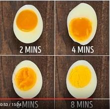 jak prawidłowo ugotować jajko ze względu na ścięcie się żółtka :P