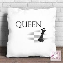"""Poduszka """"Queen"""" ..."""