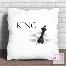 "Poduszka ""King"" -..."