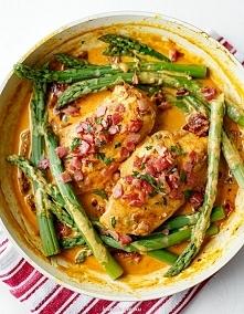 kurczak w sosie z suszonymi pomidorami . SKŁADNIKI 2 - 4 PORCJE 500 g filetó...