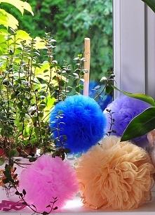 tiulowe pompony - ArkanyMod...
