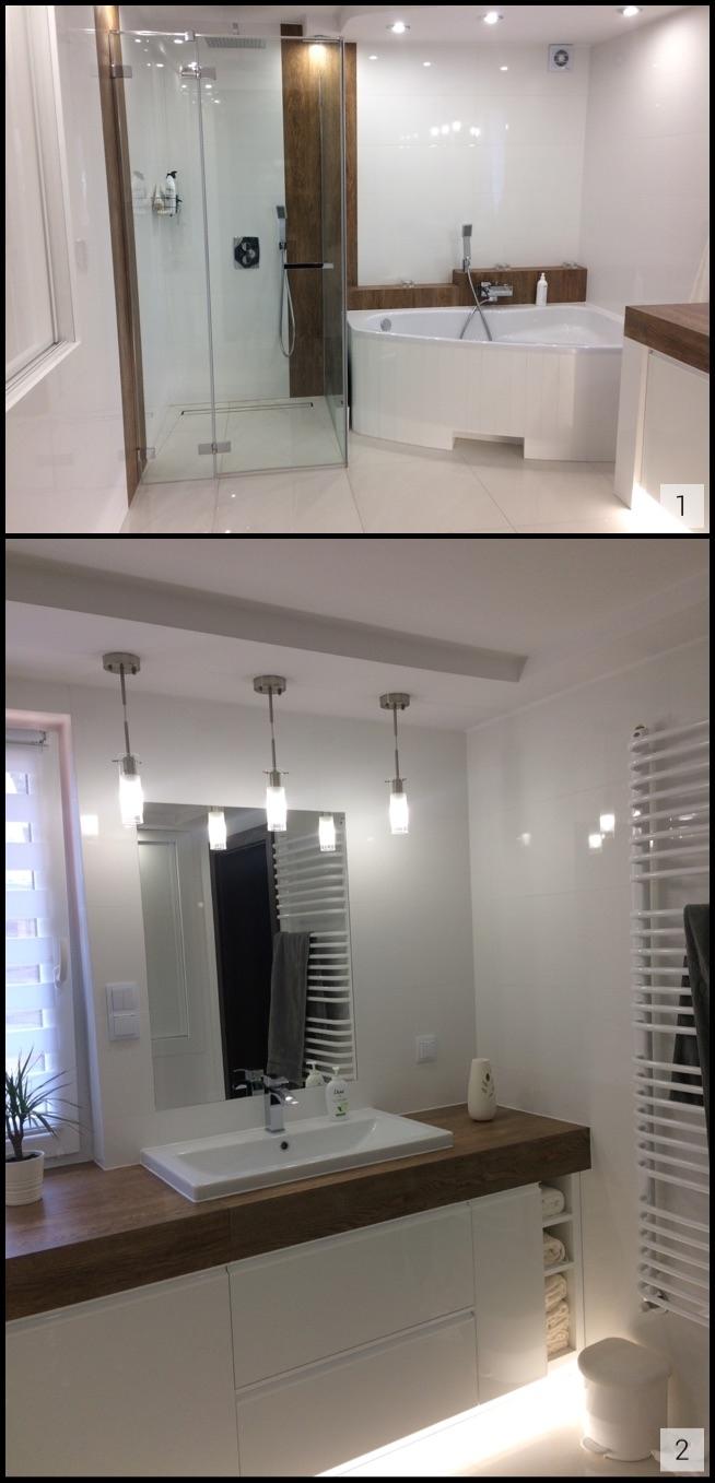 Łazienka mojego projektu