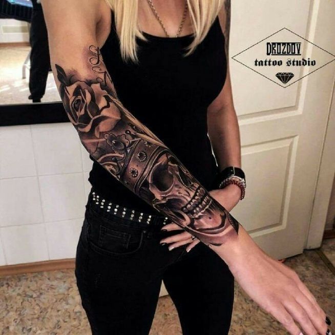 Co Myślicie O Tym Tatuażu Dla Dziewczyny Na Tatuaże