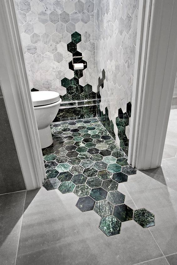 pomysł na łazienke