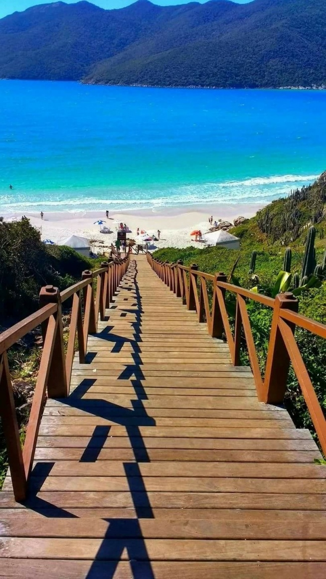 Arraial do Cabo, Brazylia :)