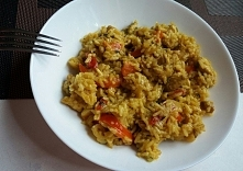 kurczak curry dzień 2gi