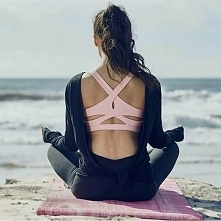 Polecam Wam jogę na koniec ...