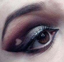 Makijaż w moim wykonaniu, co sądzicie? :)