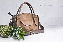 NIESAMOWITA OLD LOOK SATCHEL BAG !  bagiodbagi.pl Dedykowana dla osób ceniących wyjątkowy styl. Jej wielkość pozwala pomieścić wiele potrzebnych rzeczy. Sprawdzi się w dni kiedy...