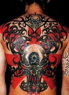 oko tatuaż