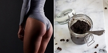 domowy peeling kawowy antycellulitowy