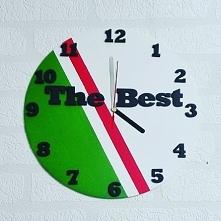 zegar zrobiony z myślą o fanach piłki nożnej ... ktoś chętny ... napisz i zamów