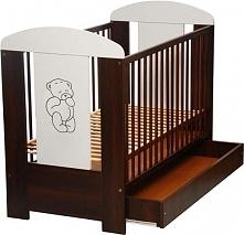 Łóżeczka dla niemowląt z misiem