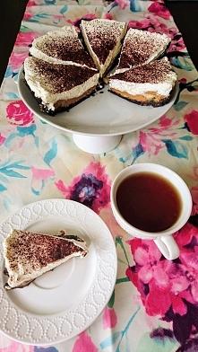 Szybkie i proste ciasto bez pieczenia! Dodatkowo nie zawiera: glutenu, laktoz...
