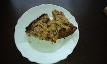ciasto kruche z rabarbarem :-)