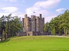 Zamek Braemar w Szkocji