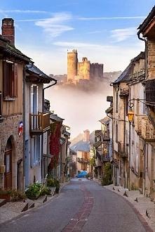 Najac, Francja :)