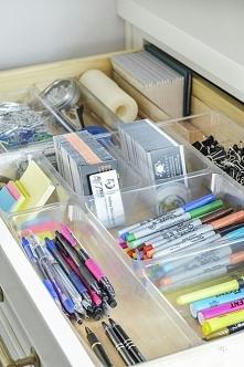 Organizacja szuflady :)