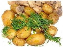 Jak przyrządzić młode ziemniaki