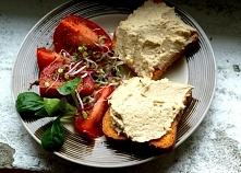 Pasta z makreli i jajka :) Ideał na kanpkę :)