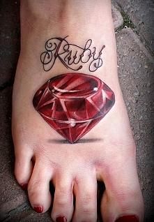 czerwony rubin